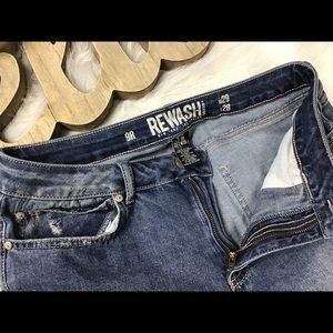EUC   Rewash Brand Denim Distressed Jeans 👖
